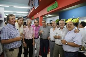 José Balatti, Gabriel Luzardo, Edgardo Luzardo, Ruben Gabrielli, Roberto Sevrini, Eder Luzardo, Roberto Iribarne,Luis Benítez