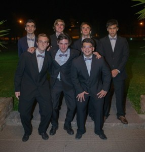 Varones graduados (Le Park)