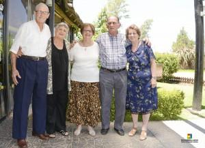 Eduardo Cavallo, Nélida de los Santos, Mabel y Ángel, Liliia Cavallo