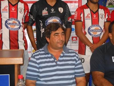 El técnico de la selección agraria Sergio Ferrari conversó con EL PUEBLO sobre cómo  llega el equipo al debut en la Copa Nacional de Selecciones 2018