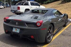 Ferrari 458 Spider de Florida, Estados Unidos