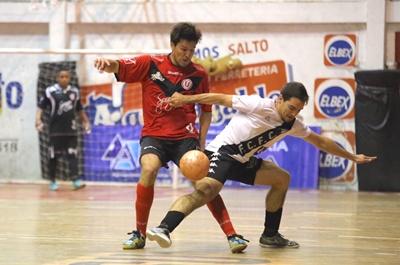 Todo el balance de la temporada 2017 en la Liga Uruguaya de Fútbol Sala A.U.F,  que esta vez no tuvo a muchos equipos del interior participando
