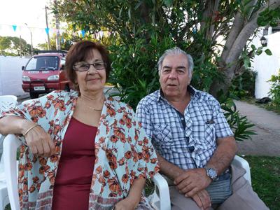Los hermanos Barrios Dalmao, realizan contactos en Salto