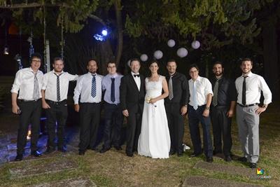 Miguel González, Diego Bottaro, José Argüello, Andrés Gastesi, José Luis Bottaro, Wanda Aranguren, Leonardo López, Marcos La Greca, Luciano Márquez, Edgardo Mari