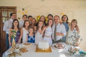 Malena y familias amigas
