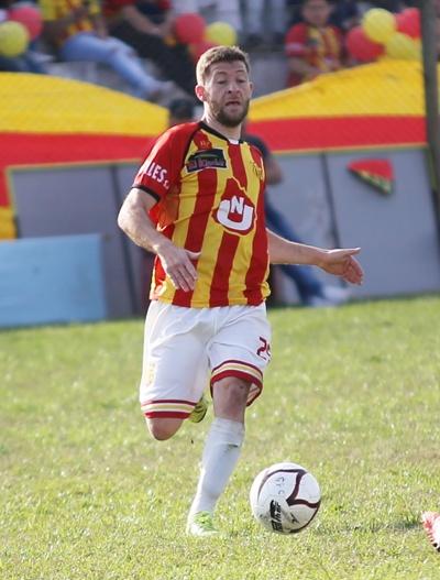 Martín Silva - Antes Gladiador y ahora la selección.  Es el debut.