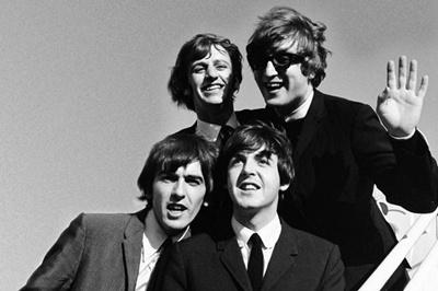 Momentos de gloria con Paul, Ringo y John.