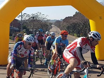 El ciclismo retorna al a Avenida Harriague en esta temporada 2018