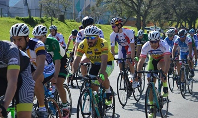 Una de las dos pruebas más importantes del ciclismo  uruguayo, Rutas de América tendrá a salto como escenario.