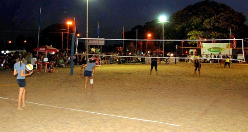 El voleibol tendrá actividad en la Costanera Norte  durante la temporada estival