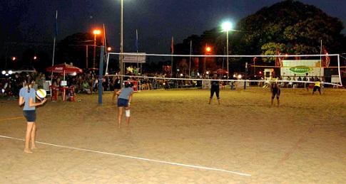 El voley playa en la Costanera Norte tendrá un nuevo torneo el próximo domingo 28 de enero