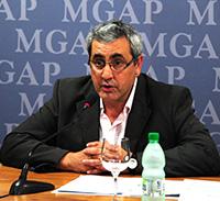 Alberto Castelar Sub secretario de la cartera.