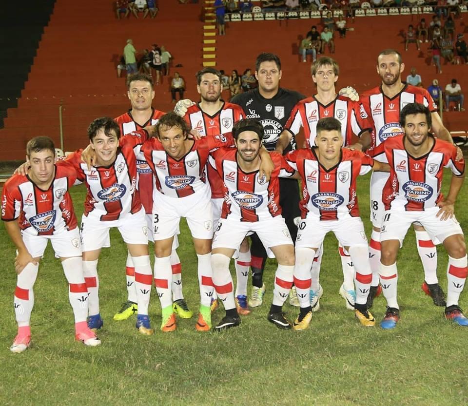 La selección de Salto recibirá hoy a su similar de Liga Agraria buscando los tres puntos en casa.