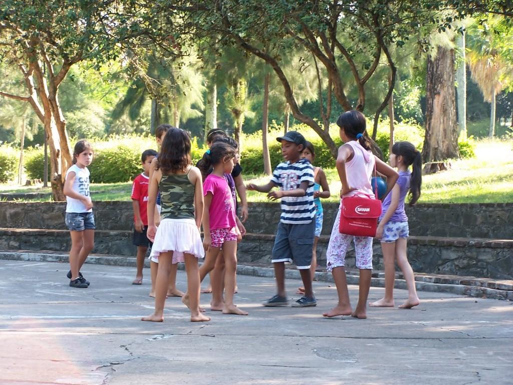 Una de las actividades educativas enmarcadas en el Verano Educativo
