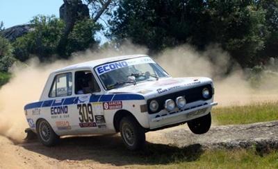 El Rally 19 Capitales Histórico llega a Salto una vez más para los amantes de los autos clásicos.