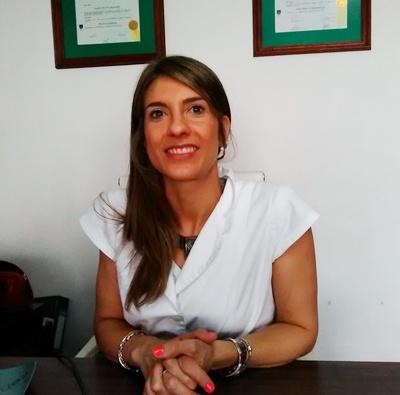 Dermatóloga Anabella Bazzano Korytnicki, Directora de Sensa - piel