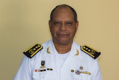Jefe Crio. Gral. (R) Walter Britos
