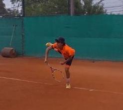 El clasificatorio Zona Litoral de tenis de Primera  Categoría en Caballeros se jugó en Remeros