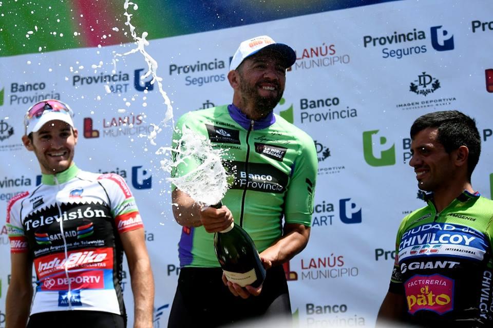 Fernando Antogna ganó la edición 2018 de la Doble Bragado en Argentina