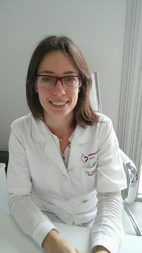 Licenciada en Nutrición Carla  Piastri