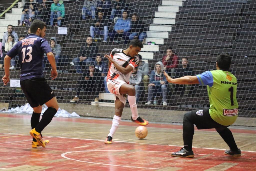 Foto Futsal partido B