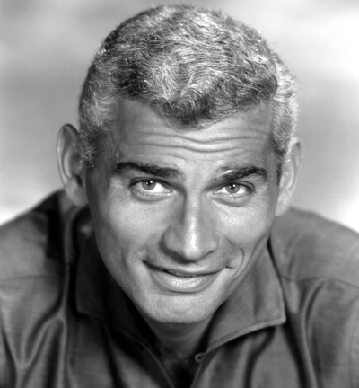 Jeff Chandler. 1