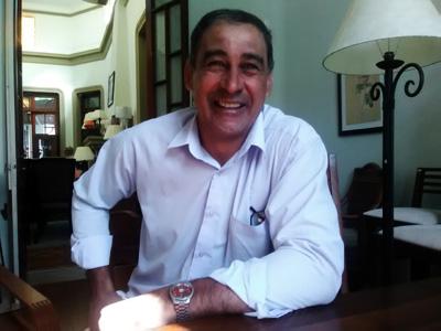 Sergio Machado 400