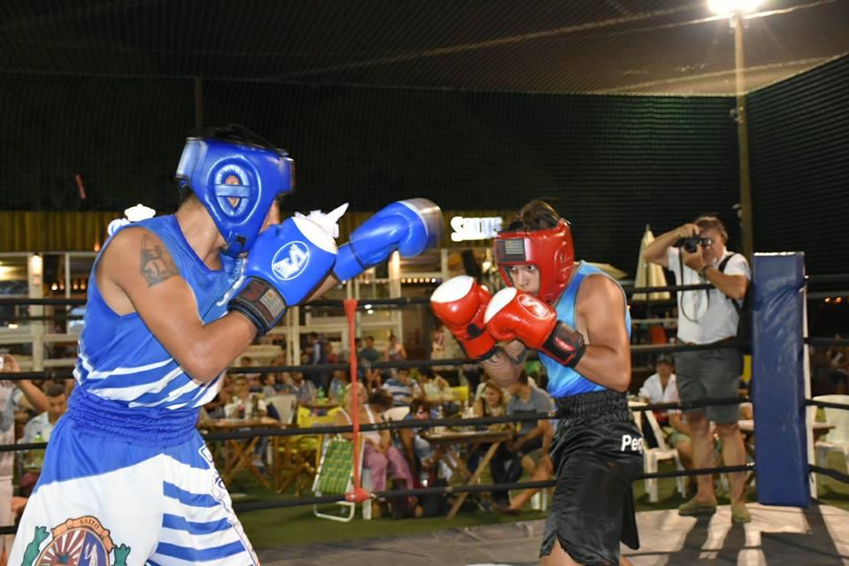 boxeo pelea