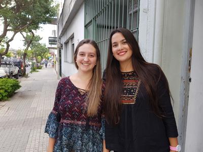 Agostina Russo y Ana Paula Reina (1)