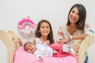 Alejandra , Hilary y Nahomi