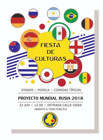 Afiche cultura