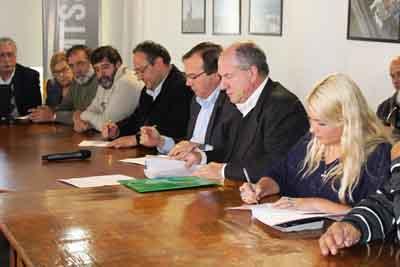 Firma convenio CI-MTSS-FNM