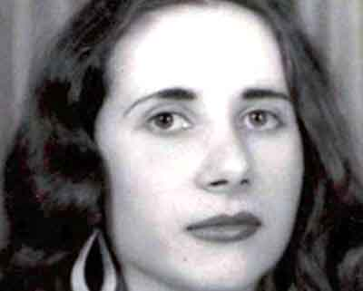 Marosa di Giorgio (Salto, 1932-Montevideo, 2004)