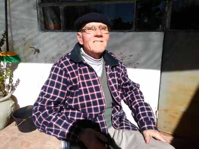 Pastor Victorino Trindade