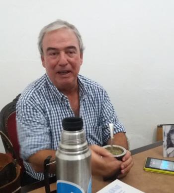 Senador Luis Alberto Heber