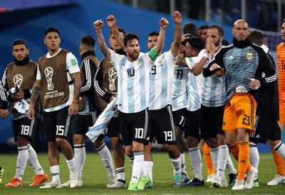 Así fue del drama de Argentina para clasificar a octavos de Rusia 2018