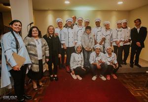 grupo gastronomico UTU y colaboradores