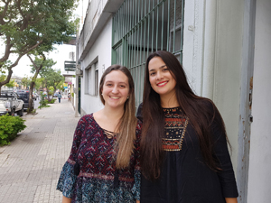 Agostina Russo y Ana Paula Reina (2)