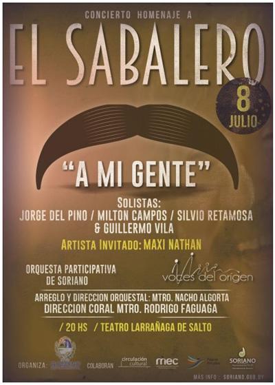 Homenaje a El Sabalero_ A mi gente