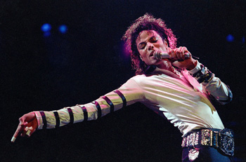 Michael Jackson, Kansas City, 1988. 1