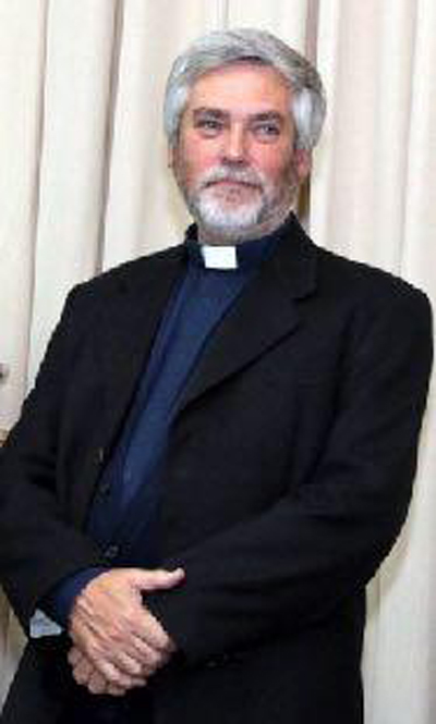 Obispo nuevo