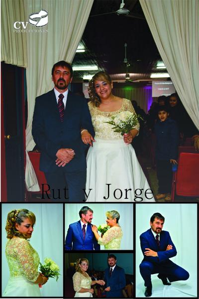 ruth Albarez y Jorge Zimmermann diario