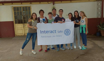 Interact Club Salto