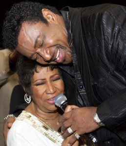 Aretha Franklin,Dennis Edwards