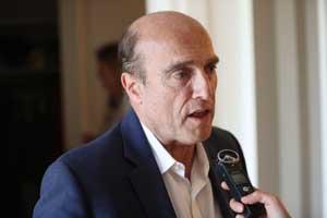 Intendente de Montevideo buscará fortalecer el Mercosur si gana Presidencia