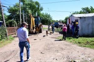 16-11-18 - Limpieza en Barrio Puente Blanco 13