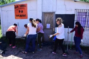16-11-18 - Limpieza en Barrio Puente Blanco 14