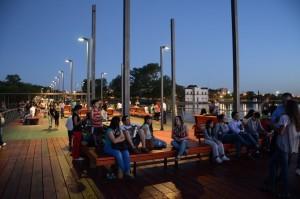 EDIL ANDREINA ROSSI (Muelle Negro Puerto de Salto)