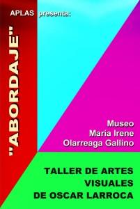 Exposicion Taller Oscar Larroca