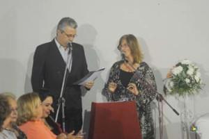 Conductores: Oscar Amaral y María Fernanda Ferreira